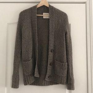 Abercrombie Sweater Cardigan 🍂